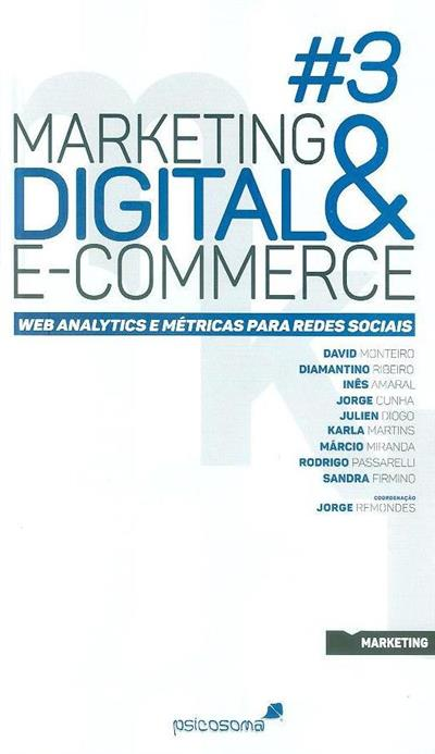 Marketing digital & e-commerce (coord. Jorge Remondes)
