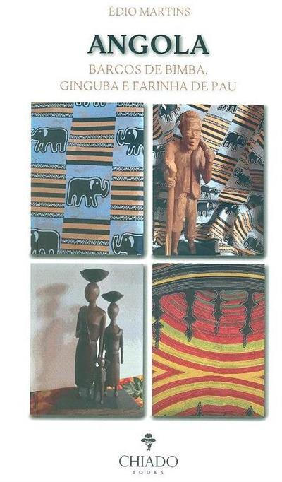 Angola - Barcos de bimba, ginguba e farinha de pau (Édio Martins)