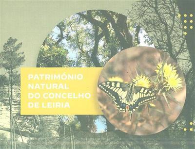 Património natural do concelho de Leiria (Mário Oliveira... [et al.])