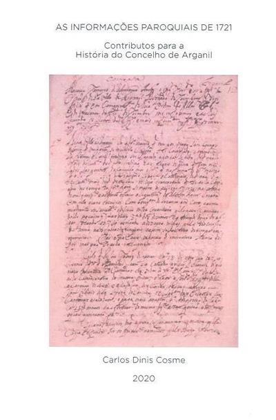 As informações paroquiais de 1721 (Carlos Dinis Cosme)
