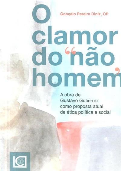 O clamor do 'não homem' (Gonçalo Pereira Diniz)