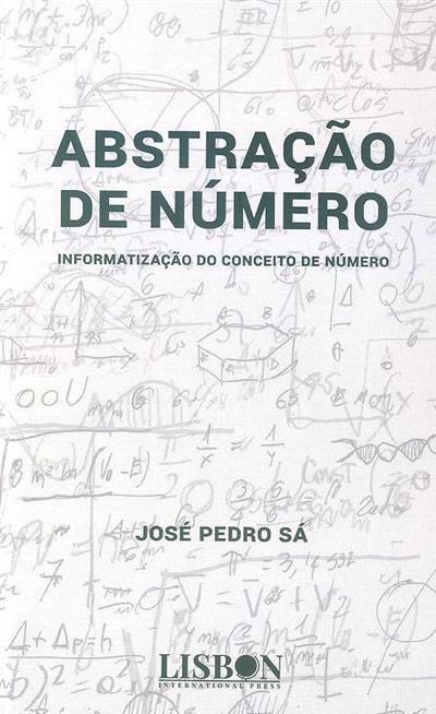 Abstração de número (José Pedro Sá)