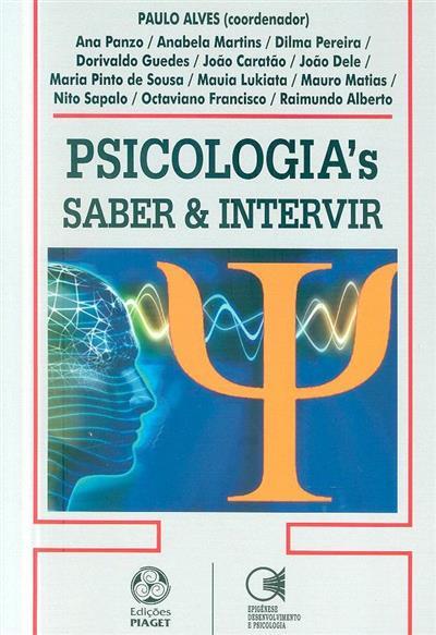 Psicologia's (coord. Paulo Alves... [et al.])