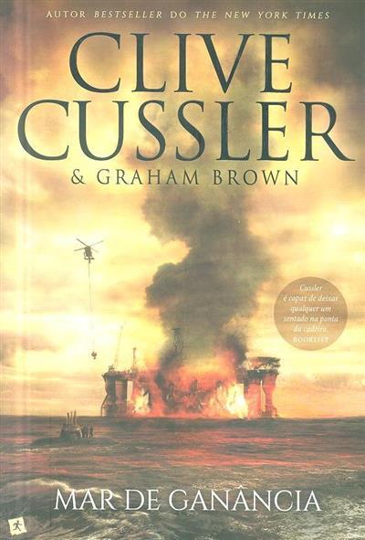 Mar de ganância (Clive Cussler, Graham Brown)
