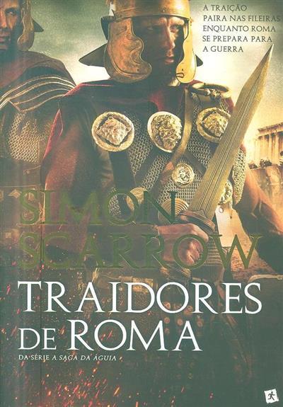 Traidores de Roma (Simon Scarrow)
