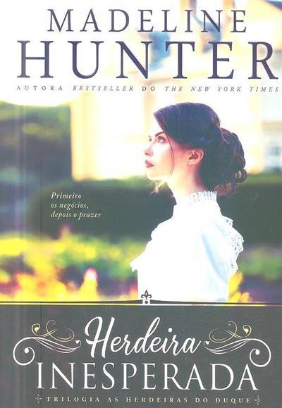 Herdeira inesperado (Madeline Hunter)
