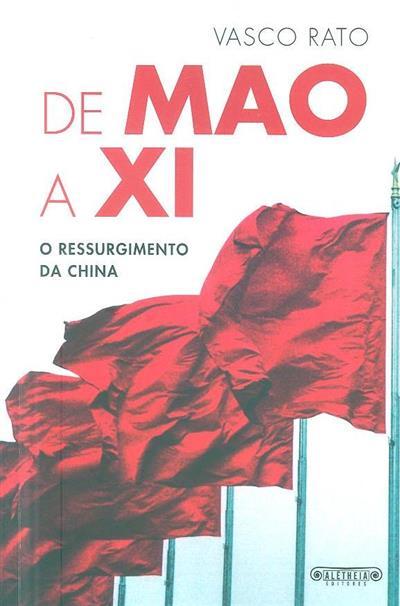 De Mao a Xi (Vasco Rato)