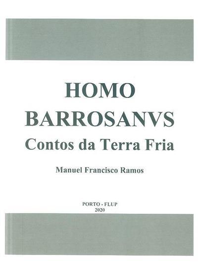 Homo barrosanvs (Manuel Francisco Ramos)