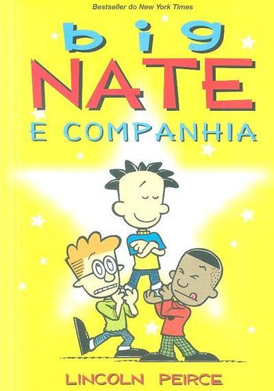 Big Nate e companhia (Lincoln Peirce)