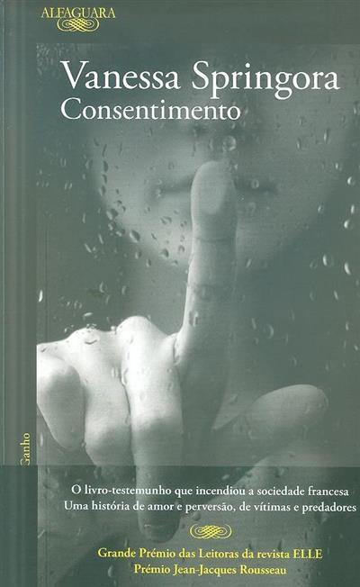 Consentimento (Vanessa Springora)