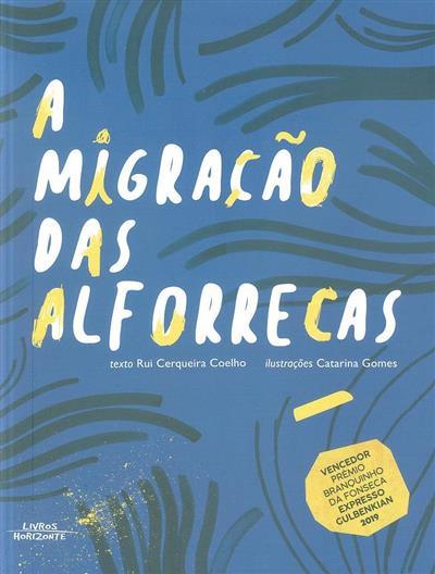 A migração das alforrecas (Rui Cerqueira Coelho)