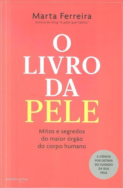 O livro da pele (Marta Ferreira)