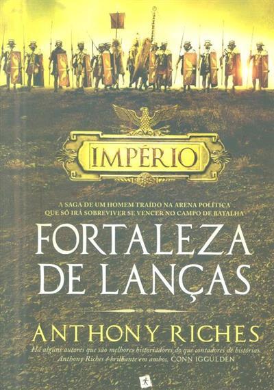 Fortaleza de lanças (Anthony Riches)