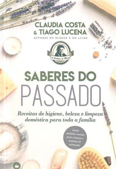 Saberes do passado (Claudia Costa, Tiago Lucena)