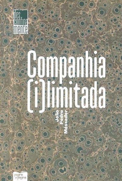 Companhia [i]limitada (João Pedro Mésseder)