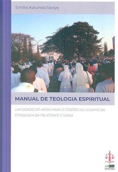 Manual de teologia espiritual (Emílio Kalunda Saviye)