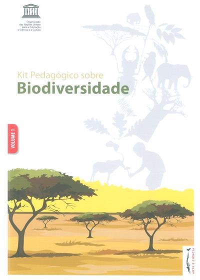 Kit pedagógico sobre biodiversidade (ed., coord. Salvatore Arcò)