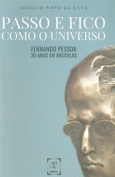 Passo e fico, como o universo (Joaquim Pinto da Silva)