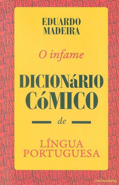 Infame dicionário cómico de língua brasileira (Eduardo Madeira)