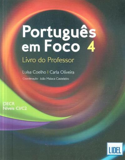 Português em foco 4 (Luísa Coelho, Carla Oliveira)