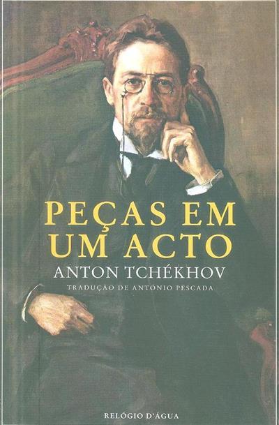 Peças em um acto (Anton Tchékhov)