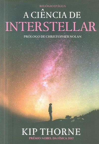 A ciência de Interstellar (Kip Thorne)
