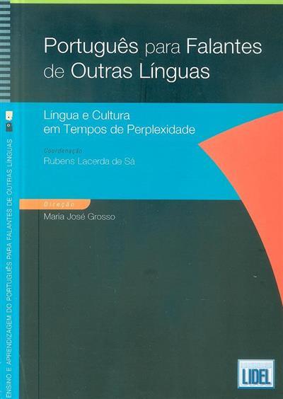 Português para falantes de outras línguas (coord. Rubens Lacerda de Sá)