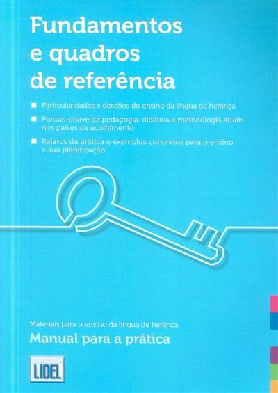 Materiais para o ensino da língua de herança (ed. e autor Basil Schader)