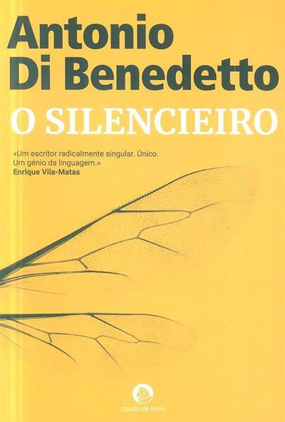O silencieiro (Antonio Di Benedetto)