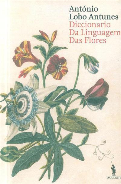 Diccionário da linguagem das flores (António Lobo Antunes)