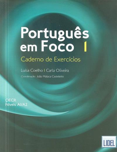 Português em foco I (Luísa Coelho, Carla Oliveia)
