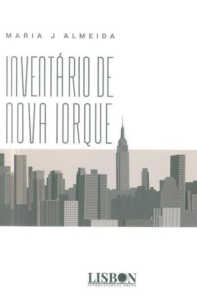 Inventário de Nova Iorque (Maria J. Almeida)