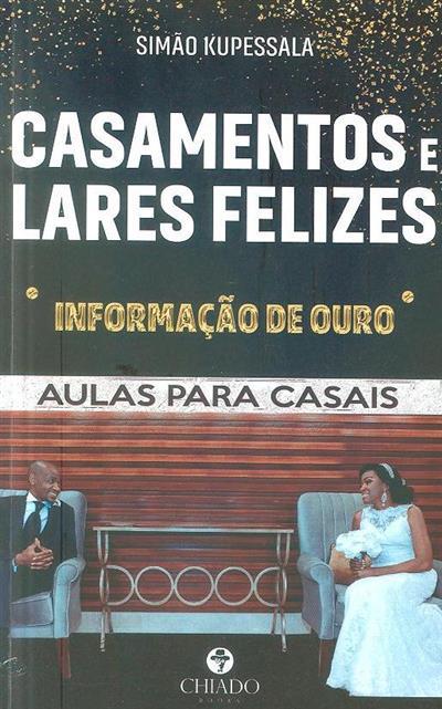 Casamentos e lares felizes (Simão Kupessala)