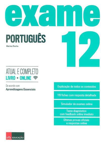 Português, 12º ano (Marina Rocha)