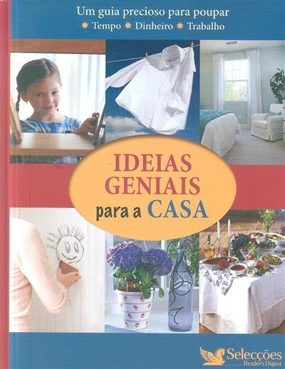 Ideias geniais para a casa (trad. Paulo Ramos)