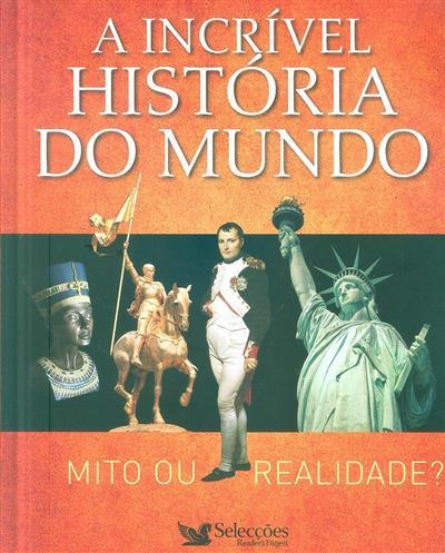 A incrível história do mundo (trad. Paulo Ramos)