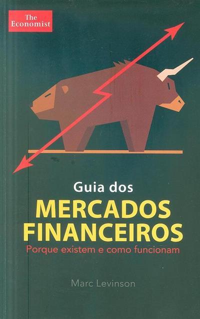 Guia dos mercados financeiros (Marc Levinson)