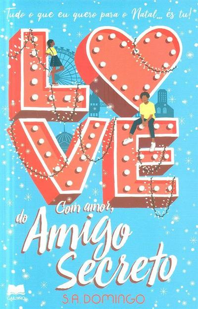 Love, com amor do amigo secreto