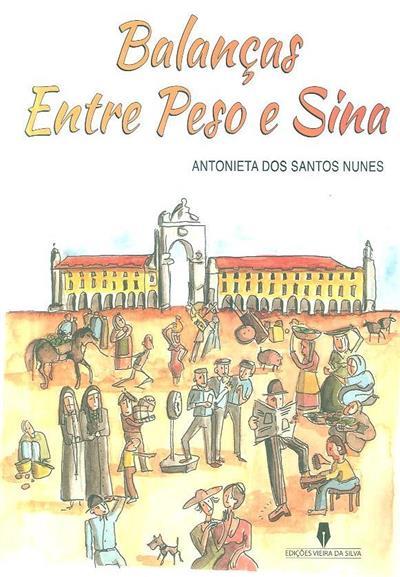 Balanças entre peso e sina (Antonieta dos Santos Nunes)