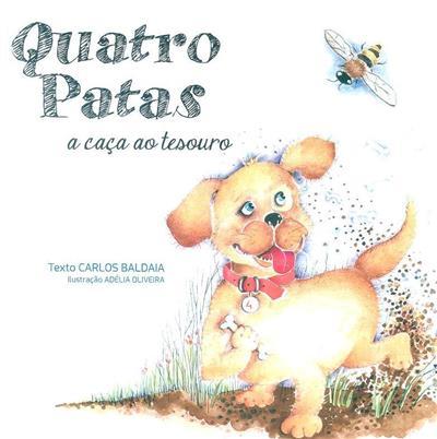 Quatro Patas, a caça ao tesouro (Carlos Baldaia)