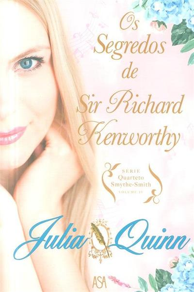 Os segredos de Sir Richard Kenworthy