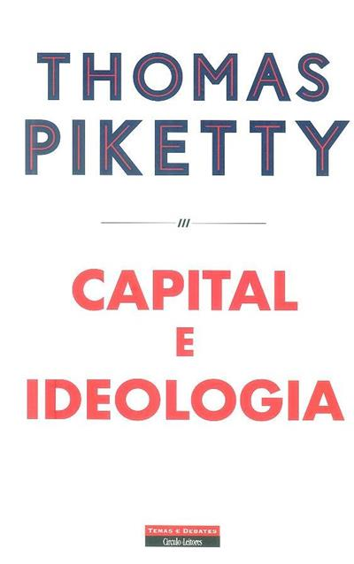 Capital e ideologia (Thomas Piketty)