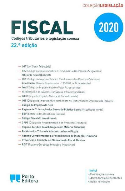 Fiscal (coord. Isabel Rocha, Joaquim Freitas Rocha)