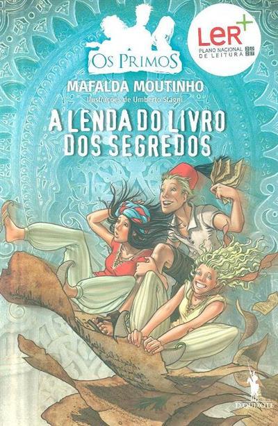 A lenda do livro dos segredos (Mafalda Moutinho)