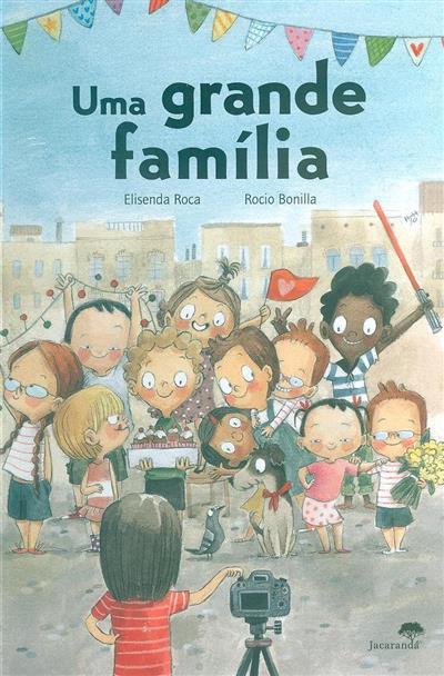 Uma grande família (Elisenda Roca)