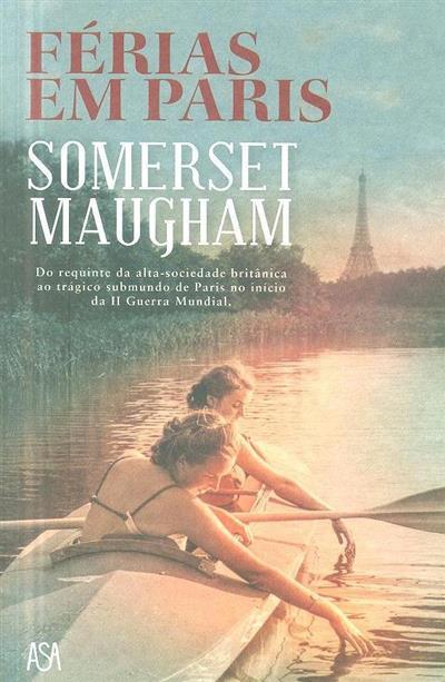 Férias em Paris (Somerset Maugham)