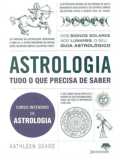 Astrologia (Kathleen Sears)