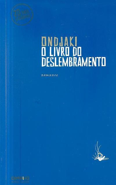 O livro do deslembramento (Ondjaki)