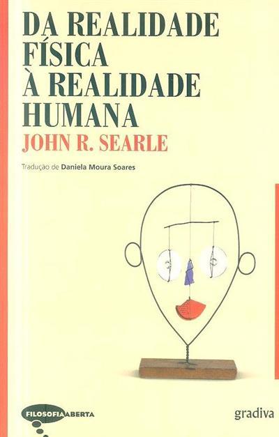 Da realidade física à realidade humana (John R. Searle)