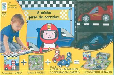 A minha pista de corridas (trad. Paula Neves)